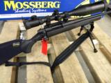 MOSSBERG NIGHT TRAIN II ATR WITH SCOPE/BIPOD (27202) - 2 of 5