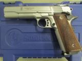 """Smith & Wesson SW1911 Stainless 9mm 5"""" 178047 - 2 of 9"""