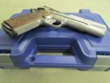 """Smith & Wesson SW1911 Stainless 9mm 5"""" 178047 - 8 of 9"""