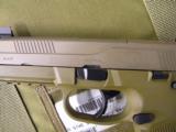 FNH FNX-45 FDE TACTICAL .45ACP - 5 of 8