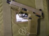 FNH FNX-45 FDE TACTICAL .45ACP - 4 of 8