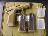 FNH FNX-45 FDE TACTICAL .45ACP - 2 of 8