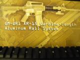 GMG Aluminium Quad Rail GM-QR1 AR15/M4 - 4 of 5