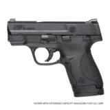 Smith & Wesson M&P SHIELD™ .40 S&W MA Compliant - 1 of 5