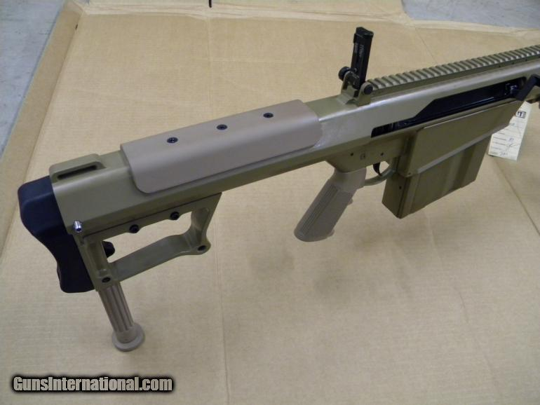 Barret M107A1 Semi-Auto  50 BMG