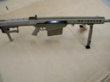 Barret M107A1 Semi-Auto .50 BMG - 1 of 7