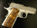 Kimber Stainless Ultra Raptor II 1911 45ACP - 1 of 5
