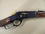 Uberti John Wayne Tribute Rifle Winchester Model 1873 .45 Colt - 3 of 8