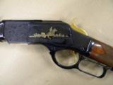 Uberti John Wayne Tribute Rifle Winchester Model 1873 .45 Colt - 4 of 8