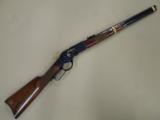 Uberti John Wayne Tribute Rifle Winchester Model 1873 .45 Colt - 1 of 8