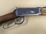 Winchester Model 1894 25-35 W.C.F. Flatband (1943-1948) - 3 of 10