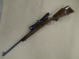 Sako Forester L579 .243 Winchester with Vintage Redfield Illuminator - 2 of 8