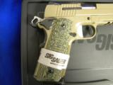 Sig Sauer 1911 Scorpion Pistol .45ACP- 5 of 5