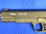 Sig Sauer 1911 .22 LR Blued 1911-22-B - 3 of 5