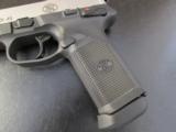 FNH FNX-45 Stainless Slide .45 ACP - 3 of 8