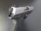 FNH FNX-45 Stainless Slide .45 ACP - 7 of 8