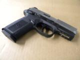 FNH FNX-9 Stainless Slide 9mm - 3 of 4