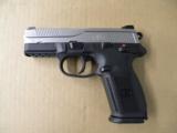 FNH FNX-9 Stainless Slide 9mm - 2 of 4