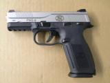FNH FNS-9 Stainless 9mm - 2 of 4