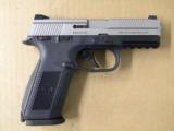 FNH FNS-9 Stainless 9mm - 1 of 4