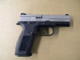 FNH FNS-9 Stainless 9mm with Night Sights - 1 of 4