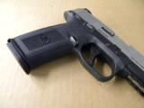FNH FNS-9 Stainless 9mm with Night Sights - 3 of 4