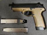 Bereta Px4 Storm SD (Special Duty) FDE .45 ACP - 1 of 9