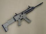 ISSC Austria MK22 ''SCAR'' Type Rifle Desert Tan .22LR - 1 of 4