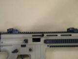 ISSC Austria MK22 ''SCAR'' Type Rifle Desert Tan .22LR - 4 of 4