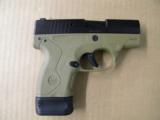 Beretta BU9 Nano FDE Frame 9mm - 1 of 5