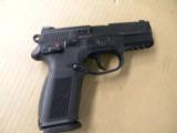 FNH FNX-9 Matte Black Slide 9mm - 2 of 5