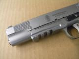 Smith & Wesson Model SW1911TA Tactical Rail .45ACP 108411 - 5 of 5
