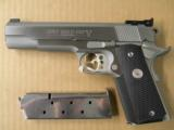 Colt Gold Cup Trophy Stainless 1911 .45 ACP - 1 of 5