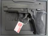 Sig Sauer P226R Nitron with Night Sights 9mm E26R-9-BSS - 2 of 7