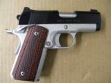 Kimber Super Carry Ultra 1911 .45ACP - 1 of 5
