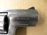 Ruger Super Redhawk Alaskan 6 Shot .44 Magnum - 4 of 5