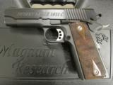 Magnum Research Desert Eagle 1911 C Model .45 ACP - 1 of 9