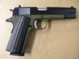 Remington 1911 R1 OD Green, XTR Grips .45ACP - 1 of 5