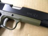 Remington 1911 R1 OD Green, XTR Grips .45ACP - 4 of 5