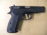 CZ-USA CZ 75 BD POLICE Decocking Model 9mm Para. - 1 of 5