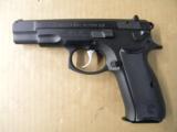 CZ-USA CZ 75 BD POLICE Decocking Model 9mm Para. - 2 of 5