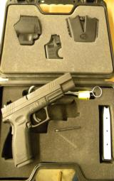 Springfield XD-45LE Tactical .45GAP - 1 of 5