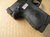 Smith & Wesson M&P9c Compact 9mm Para. w/Crimson Trace Laser Grips - 3 of 5