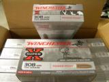 200 Round Case of Winchester 150 Grain .308 Winchester Power-Point
