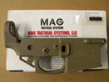 MAG Tactical Systems MG-G4 FDE AR-15 Lower - 1 of 4