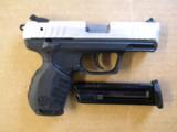 Ruger SR22 Rimfire Pistol Stainless Slide .22 LR 3607 - 2 of 5