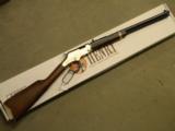 Henry Lever Action Golden Boy .22 Magnum Rifle- 2 of 5