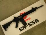 Ruger SR-556E Autoloading Rifle .223 Rem. (5.56 NATO) 5912 - 1 of 5