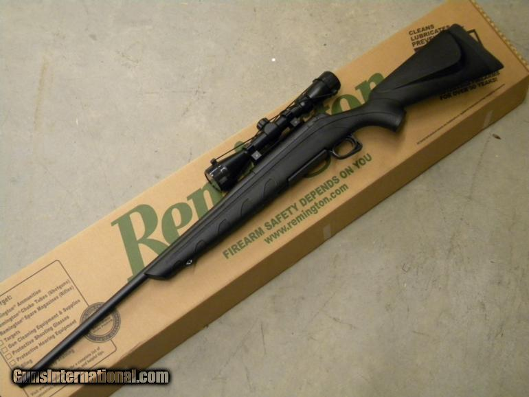 Remington Model 770 Sythetic with Scope  308 Win
