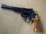 Vintage Smith & Wesson Model 19-6 .357 Magnum - 1 of 7